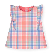 A-Line Flutter Top - Hope & Henry Girl