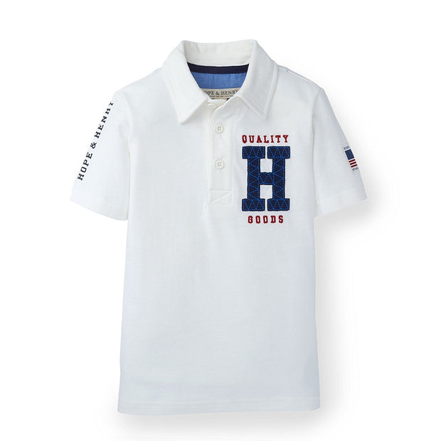 Athletic Jersey Polo - Hope & Henry