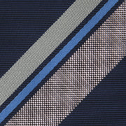 Blue Striped Tie - Hope & Henry
