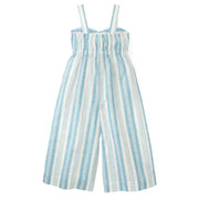 Bow Front Wide Leg Jumpsuit - Hope & Henry Girl