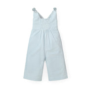 Bow Shoulder Jumpsuit - Hope & Henry Girl