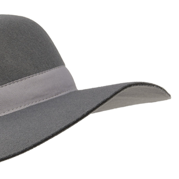 Brimmed Felt Hat - Hope & Henry Girl