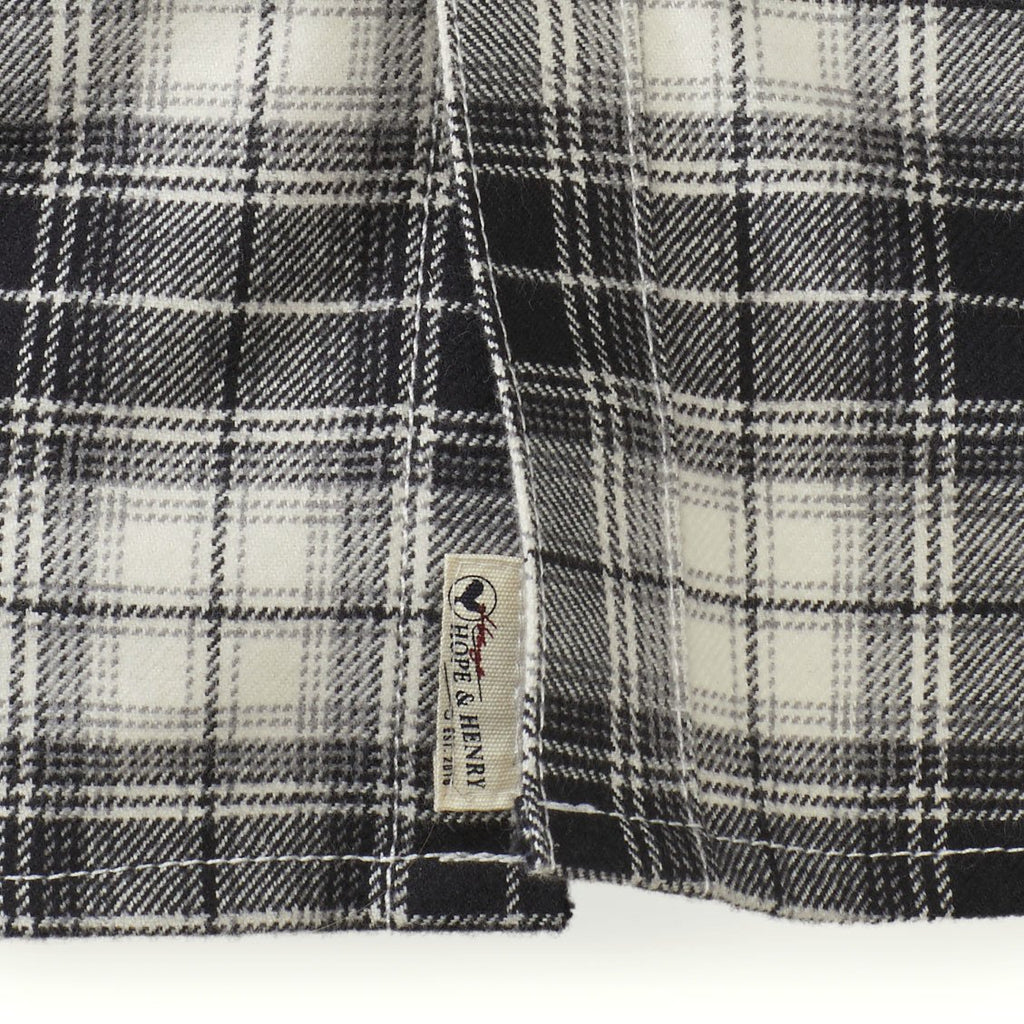 Brushed Flannel Button Down Shirt– Hope & Henry