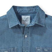 Chambray Button Down Shirt - Hope & Henry Men