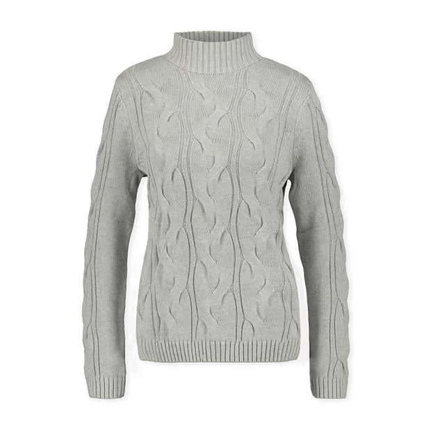 Chunky Cable Knit Sweater - Hope & Henry