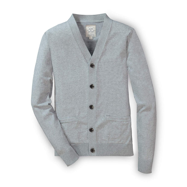Classic Cardigan Sweater - Hope & Henry