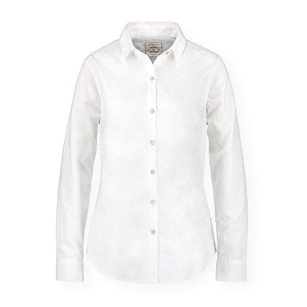 Classic Fit Shirt - Hope & Henry Women