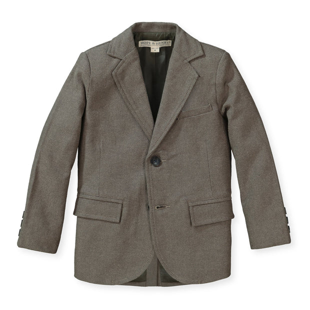 Classic Suit Jacket - Hope & Henry