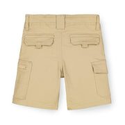Cotton Twill Cargo Short - Hope & Henry