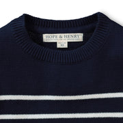 Crewneck Pullover Sweater - Hope & Henry