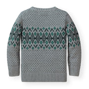 Crewneck Pullover Sweater - Hope & Henry Boy
