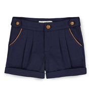 Dressy Ponte Riding Short-Shorts-Hope & Henry