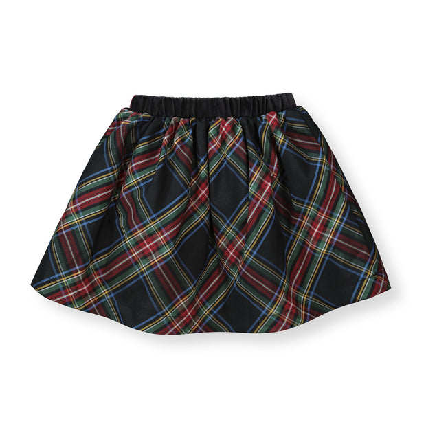 Dressy Pull-On Skirt with Bow - Hope & Henry
