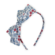 Fabric Bow Headband-Accessories-Hope & Henry