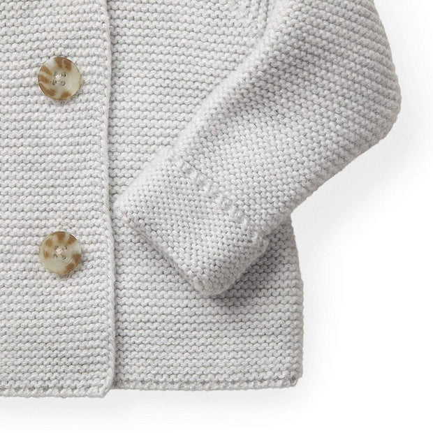 Faux Fur Hooded Sweater Set - Hope & Henry Baby