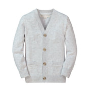 Fine Gauge Cardigan - Hope & Henry Boy