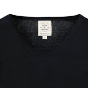 Fine Gauge V-Neck Sweater - Hope & Henry Women