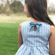 Fit and Flare Dress with Pockets-Dresses-Hope & Henry