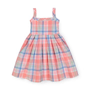 Fit and Flare Summer Dress - Hope & Henry Girl