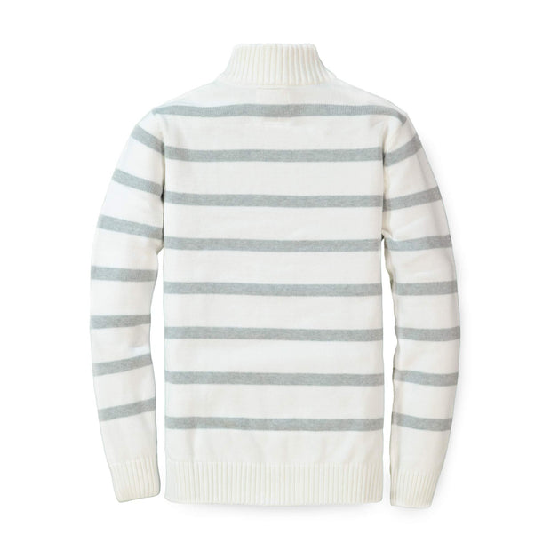 Half Zip Pullover Sweater - Hope & Henry Men