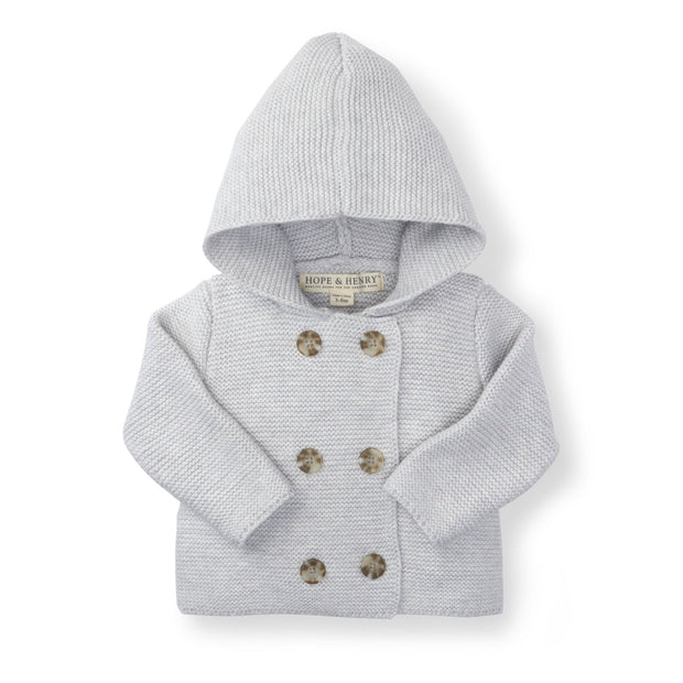 Hooded Sweater - Hope & Henry