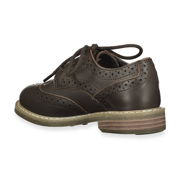 Leather Wingtip Oxford - Hope & Henry