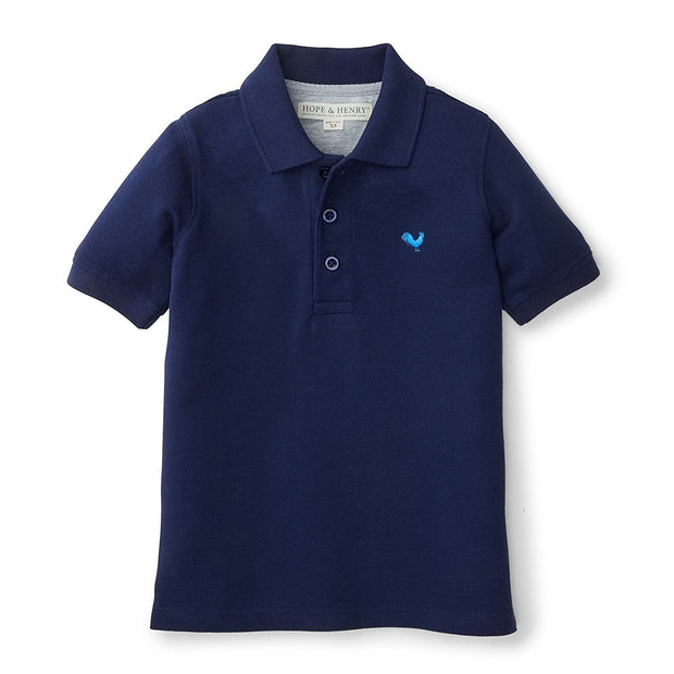 Lightweight Pique Polo - Hope & Henry