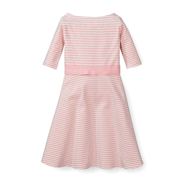 Lightweight Skater Dress - Hope & Henry Girl