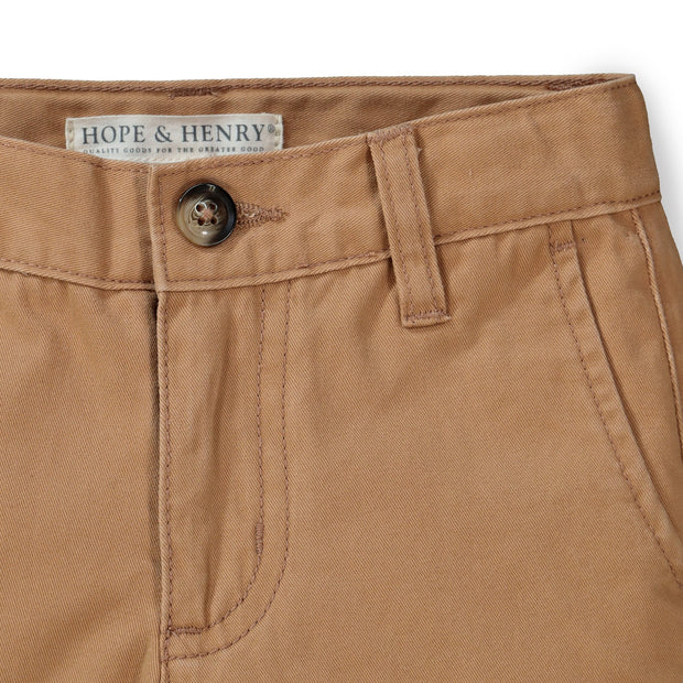 Lined Chino Pant - Hope & Henry