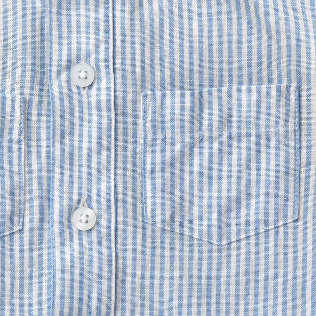 Linen Button Down Shirt - Hope & Henry