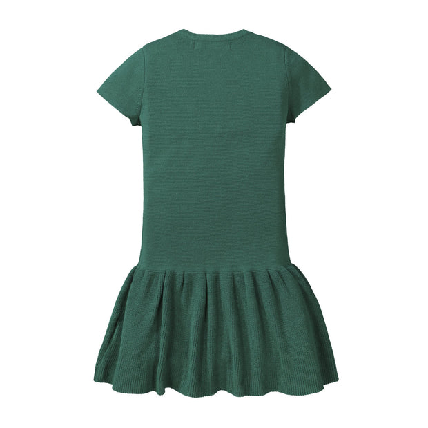 Milano Drop Waist Sweater Dress - Hope & Henry Girl