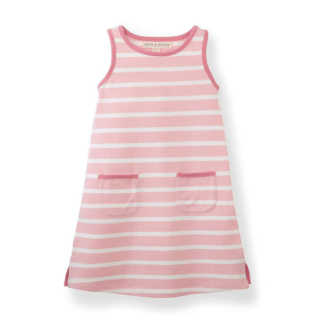 Pique Tank Dress - Hope & Henry Girl