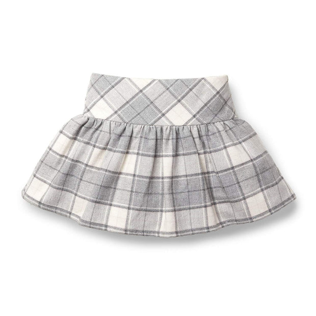 Plaid Skirt - Hope & Henry Girl