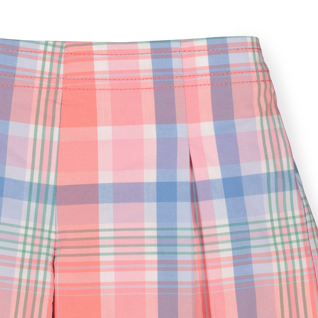 Pleated Pull-On Short - Hope & Henry