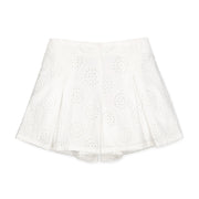 Pleated Pull-On Short - Hope & Henry Girl