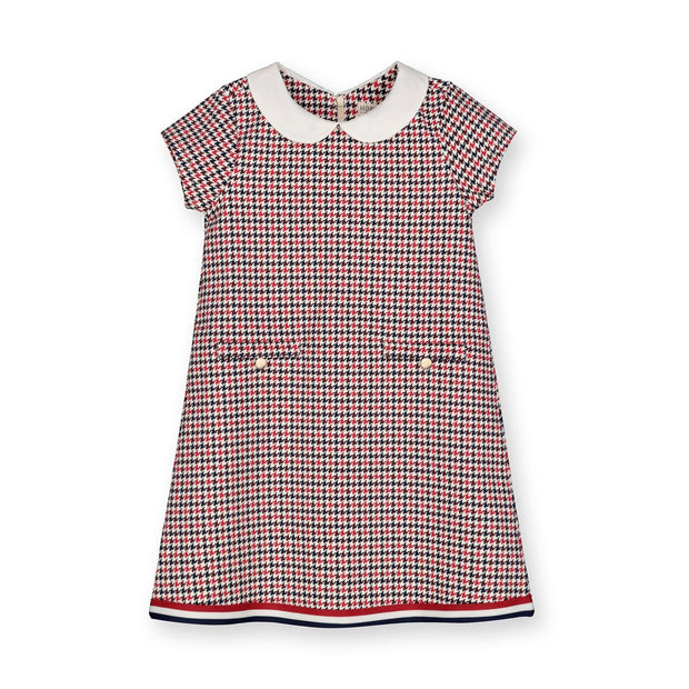 Ponte A-Line Dress - Hope & Henry Girl