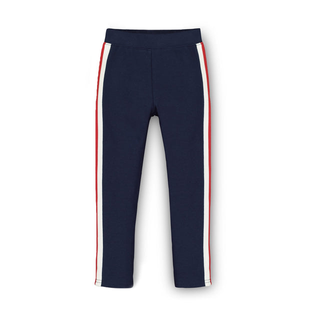 Ponte Pant with Side Stripe-Pants-Hope & Henry