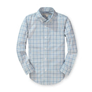 Poplin Button Down Shirt - Hope & Henry Boy