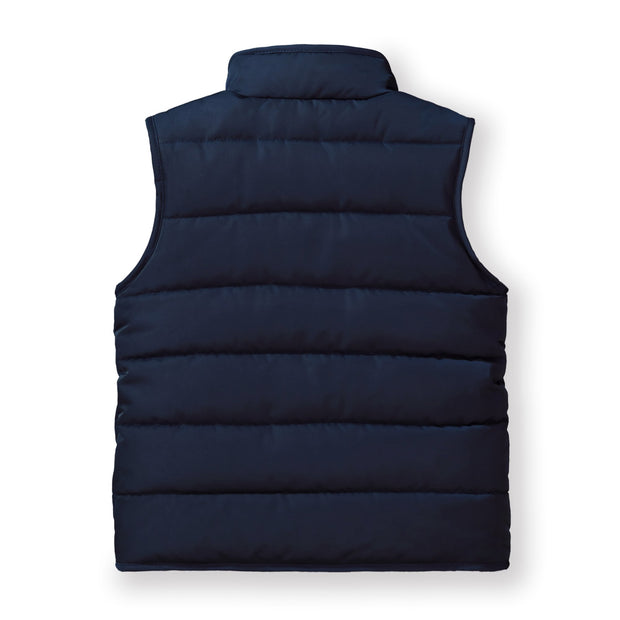 Quilted Puffer Vest - Hope & Henry Boy
