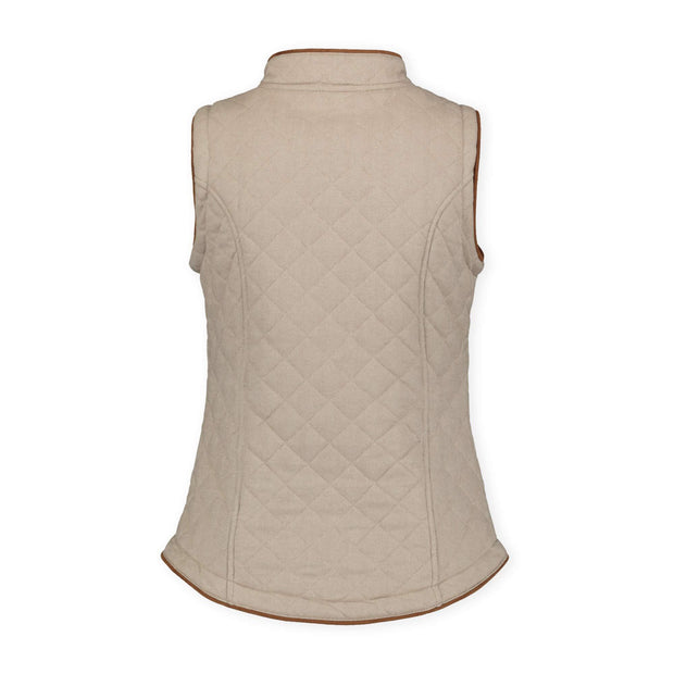 Quilted Riding Vest - Hope & Henry