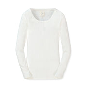 Rib Knit Sweater Top - Hope & Henry