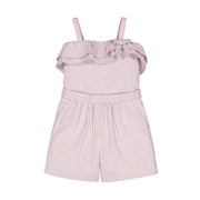 Ruffle Edge Romper - Hope & Henry Girl