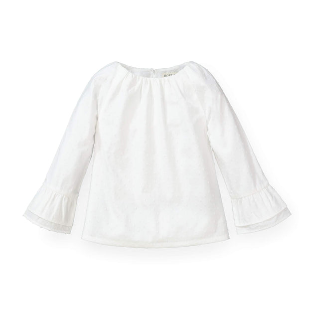 Ruffle Sleeve Top - Hope & Henry