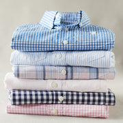 Seersucker Button Down Shirt - Hope & Henry