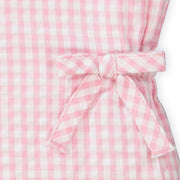 Shirred Top with Bows - Hope & Henry
