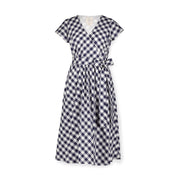 Short Sleeve Wrap Dress - Hope & Henry