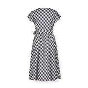 Short Sleeve Wrap Dress - Hope & Henry Women