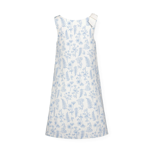 Swing Dress with Bow Shoulder - Hope & Henry