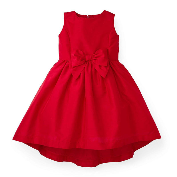 Taffeta High-Low Party Dress - Hope & Henry Girl