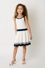 Tennis Sweater Dress with Bows - Hope & Henry
